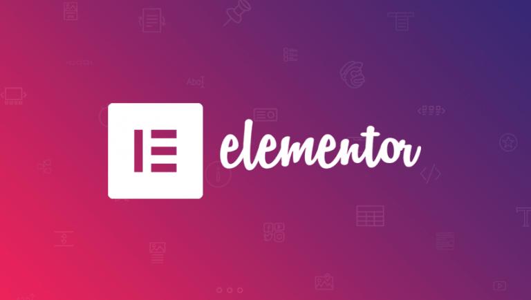 Page builder WordPress Elementor
